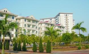 Chung cư Cao tầng - Khu đô thị Việt hưng