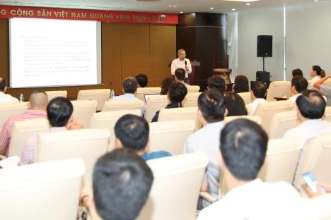 Tổng công ty HUD tổ chức Hội nghị phổ biến Luật Doanh nghiệp 2020