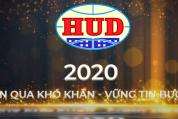 Tổng công ty HUD tổng kết hoạt động sản xuất kinh doanh năm 2020 và triển khai nhiệm vụ trọng tâm năm 2021
